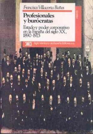 PROFESIONALES Y BURÓCRATAS