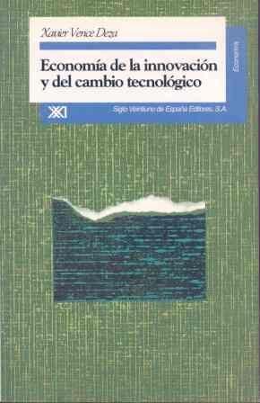 ECONOMÍA DE LA INNOVACIÓN Y DEL CAMBIO TECNOLÓGICO