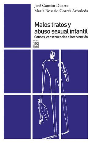 MALOS TRATOS Y ABUSO SEXUAL INFANTIL