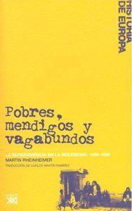 POBRES MENDIGOS Y VAGABUNDOS