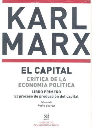 CAPITAL OBRA COMPLETA,EL