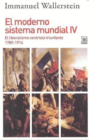 EL MODERNO SISTEMA MUNDIAL IV