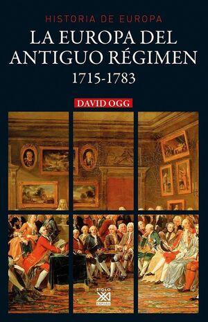 LA EUROPA DEL ANTIGUO REGIMEN 1715- 1783