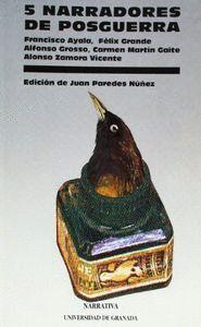 CINCO NARRADORES DE POSGUERRA