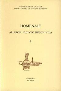 HOMENAJE AL PROF. JACINTO BOSCH VILA
