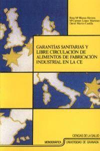 GARANTIAS SANITARIAS Y LIBRE
