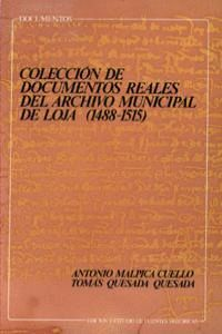 COLEC.DOC.REALES ARCHIVO LOJA