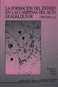 LA FORMACIÓN DEL ESTADO EN LAS CAMPIÑAS DEL ALTO GUADALQUIVIR (3000-1500 A.N.E.)