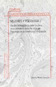MUJERES Y PSICOLOGÍA I