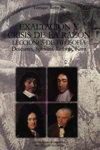 EXALTACIÓN Y CRISIS DE LA RAZÓN