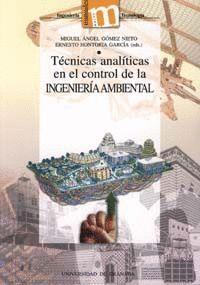 TÉCNICAS ANALÍTICAS EN EL CONTROL DE LA INGENIERIA AMBIENTAL