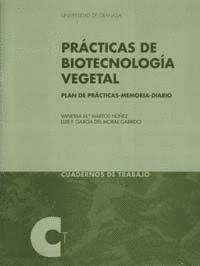 PRÁCTICAS DE BIOTECNOLOGÍA VEGETAL