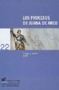 PROCESOS DE JUANA DE ARCO