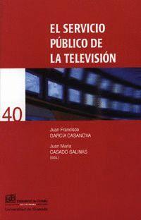 EL SERVICIO PÚBLICO DE LA TELEVISIÓN