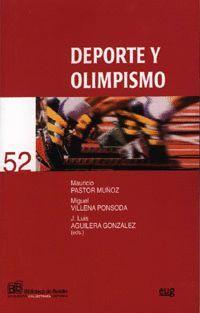 DEPORTE Y OLIMPISMO