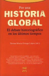 POR UNA HISTORIA GLOBAL