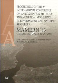 PROCEEDING OF THE 3RD INTERNATIONAL CONFERENCE ON APPROXIMATION METHODS AND NUMERICAL MODELLING IN E