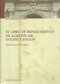 EL LIBRO DE REPARTIMIENTO DE ALMUÑÉCAR