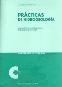 PRÁCTICAS DE HIDROGEOLOGÍA