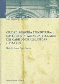 CIUDAD, MEMORIA Y ESCRITURA