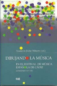 DIBUJANDO LA MÚSICA EN EL FESTIVAL DE MÚSICA ESPOÑA DE CÁDIZ