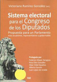 SISTEMA ELECTORAL PARA EL CONGRESO DE LOS DIPUTADOS