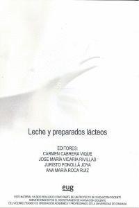 LECHE Y PREPARADOS LACTEOS (CD-ROM).