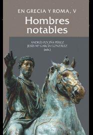 EN GRECIA Y ROMA, V: HOMBRES NOTABLES