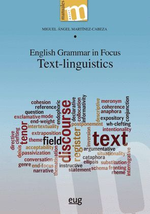 ENGLISH GRAMMAR IN FOCUS. TEXT-LINGUISTICS