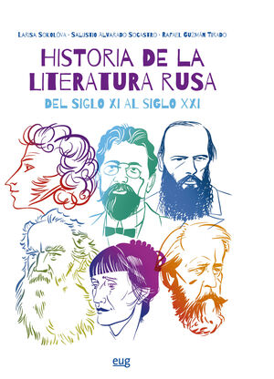 HISTORIA DE LA LITERATURA RUSA DEL SIGLO XXI AL SIGLO XXI