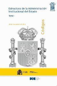 ESTRUCTURA DE LA ADMINISTRACIÓN INSTITUCIONAL DEL ESTADO