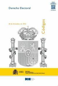 CÓDIGO DE DERECHO ELECTORAL
