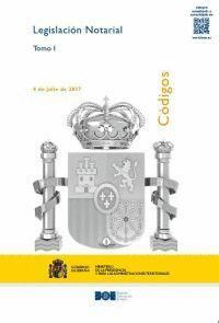 CÓDIGO DE LEGISLACIÓN NOTARIAL