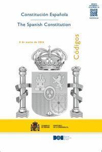 CONSTITUCIÓN ESPAÑOLA / THE SPANISH CONSTITUTION