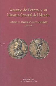 ANTONIO DE HERRERA Y SU HISTORIA GENERAL DEL MUNDO. VOLUMEN II