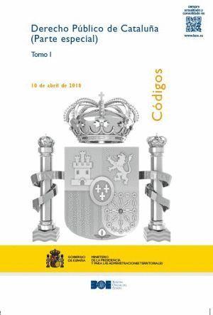 CÓDIGO DE DERECHO PÚBLICO DE CATALUÑA (PARTE ESPECIAL)