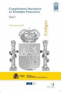 CÓDIGO DE CUMPLIMIENTO NORMATIVO EN ENTIDADES FINANCIERAS