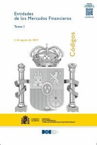 ENTIDADES DE LOS MERCADOS FINANCIEROS