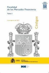 FISCALIDAD DE LOS MERCADOS FINANCIEROS