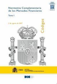 NORMATIVA COMPLEMENTARIA DE LOS MERCADOS FINANCIEROS
