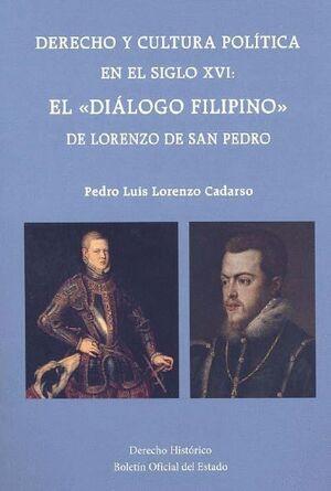 DERECHO Y CULTURA POLÍTICA EN EL SIGLO XVI: