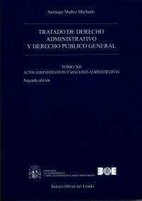 ACTOS ADMINISTRATIVOS Y SANCIONES ADMINISTRATIVAS