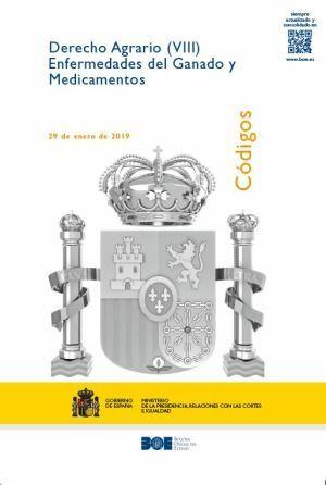 DERECHO AGRARIO: ENFERMEDADES DEL GANADO Y MEDICAMENTOS