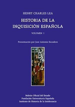 HISTORIA DE LA INQUISICIÓN ESPAÑOLA