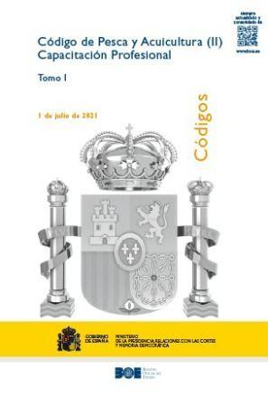 CÓDIGO DE PESCA Y ACUICULTURA (II) CAPACITACIÓN PROFESIONAL