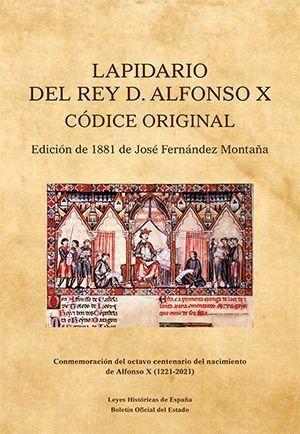 LAPIDARIO DEL REY D. ALFONSO X. CÓDICE ORIGINAL