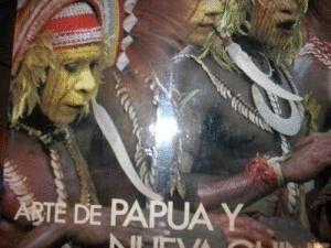 ARTE DE PAPUA Y NUEVA GUINEA