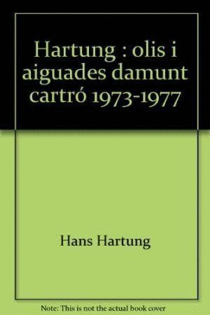 HARTUNG 1973-1977