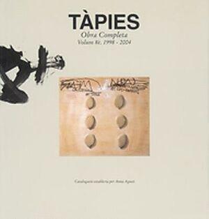 TÀPIES. VOLUMEN III: 1969-1975