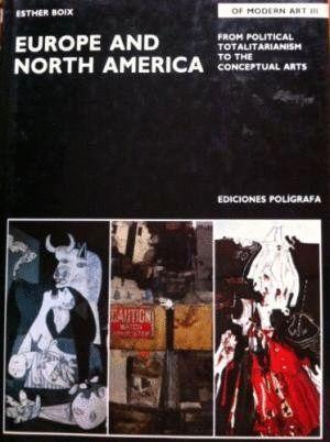 OF MODERN III EUROPE AND MODERN ART